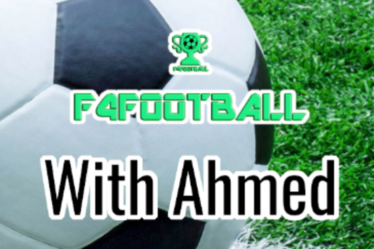 Into F4Football with Ahmed