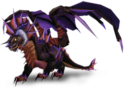 Onyxia from World of Warcraft