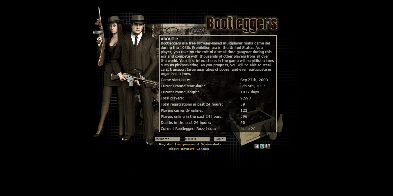 Browser based multiplayer mafia game