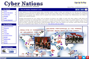 Cyber Nations