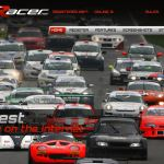 Online browser racing game