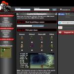 Free webbased MMORPG
