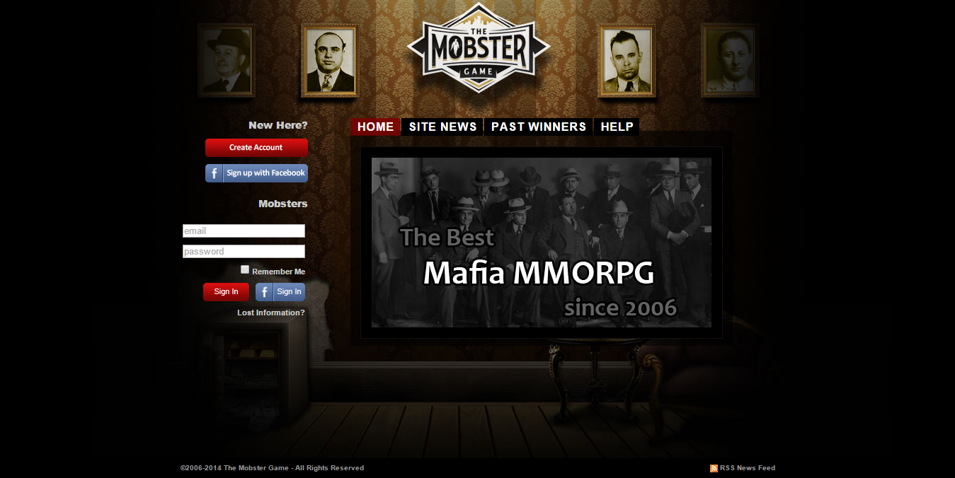 gangster browsergame