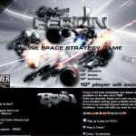 Free massively multiplayer online space game
