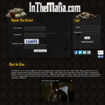Text-based mafia browser game