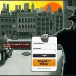 Online mafia RPG