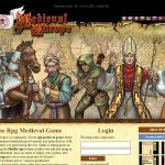 History strategy and roleplay game