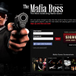 Online mafia role playing game