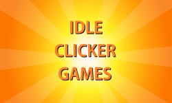 Idle clicker games