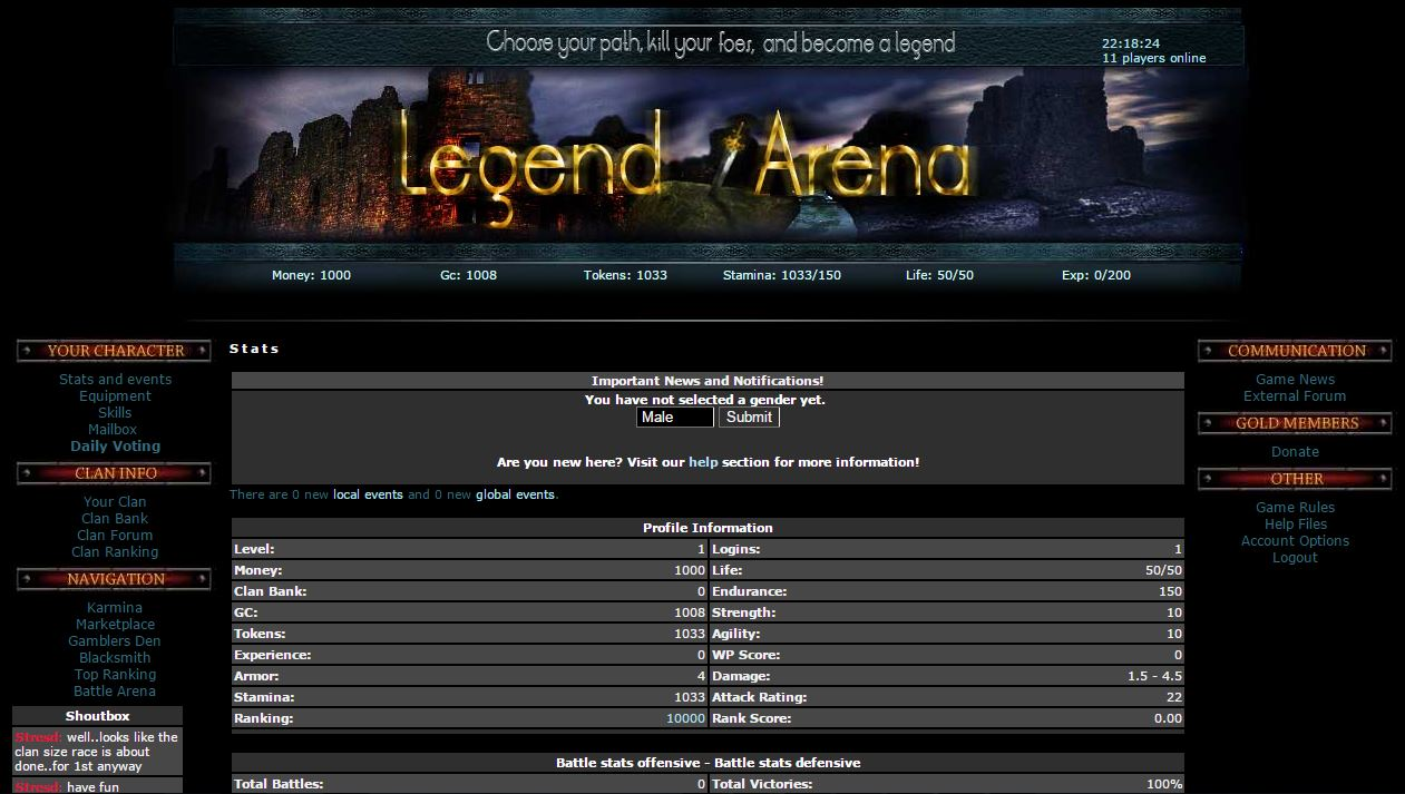 legend-arena