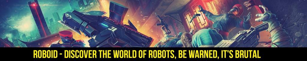 Robot browser game 2019