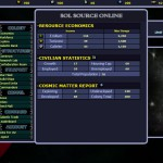 Sci-Fi space game