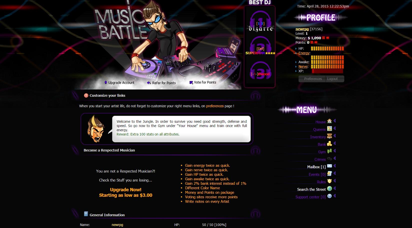 MusicBattle