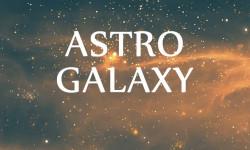 Astro Galaxy space