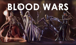 Blood Wars browser game