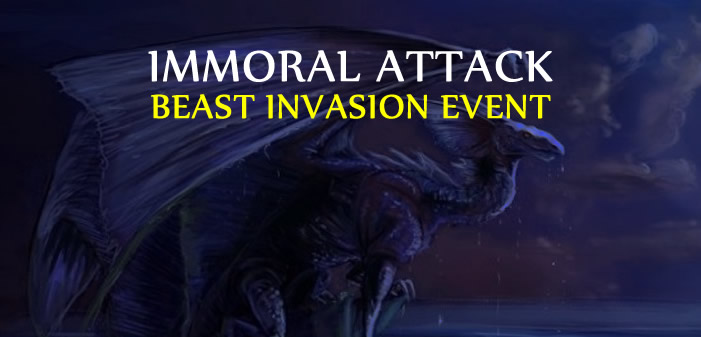 Immoral Attack beast invasion
