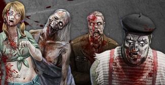 Zombie Pandemic dead