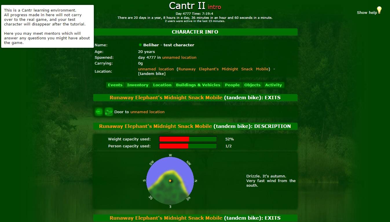 Cantr II