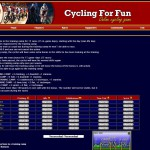 Cycling For Fun