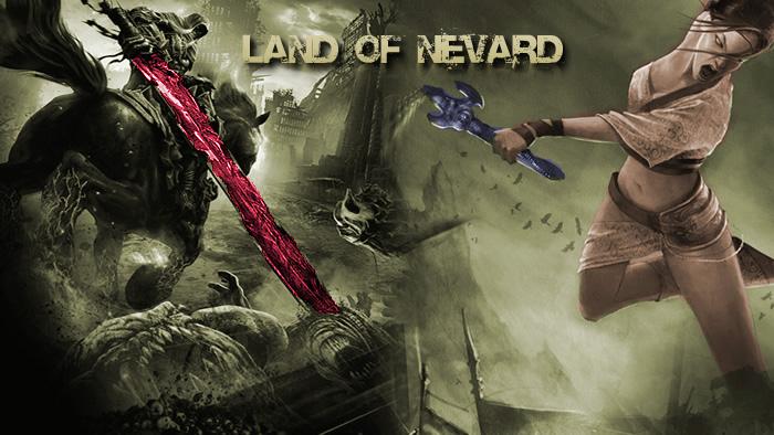 Land of Nevard crafting