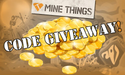 Minethings Code Giveaway