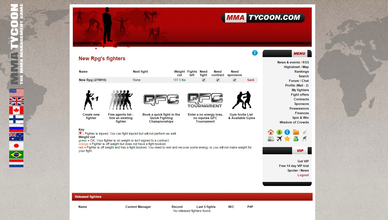 Tycoon Browsergame