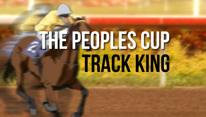 Track King The Peoples Cup