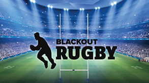 Blackout Rugby game