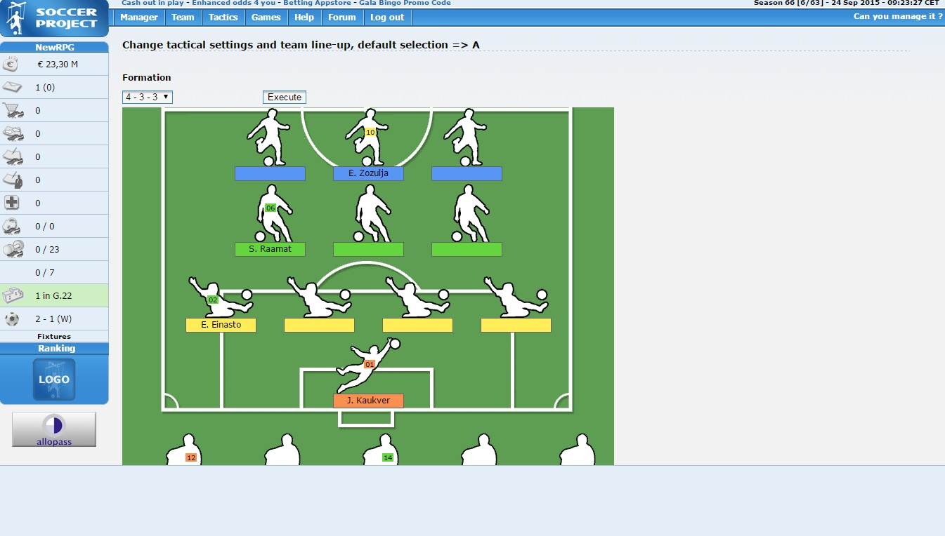 SoccerProject