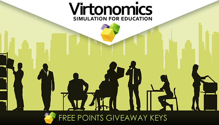 Virtonomics key giveaway