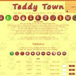 Teddy Town