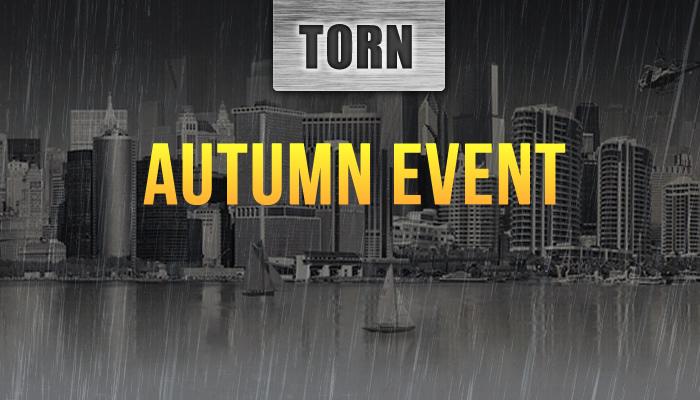 Torn City autumn event