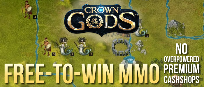 Crown of the Gods MMO