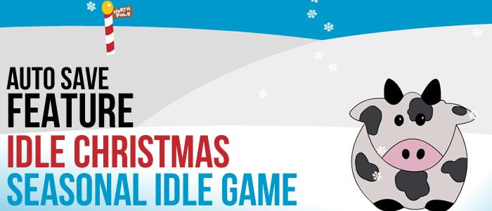 Idle Christmas trending game