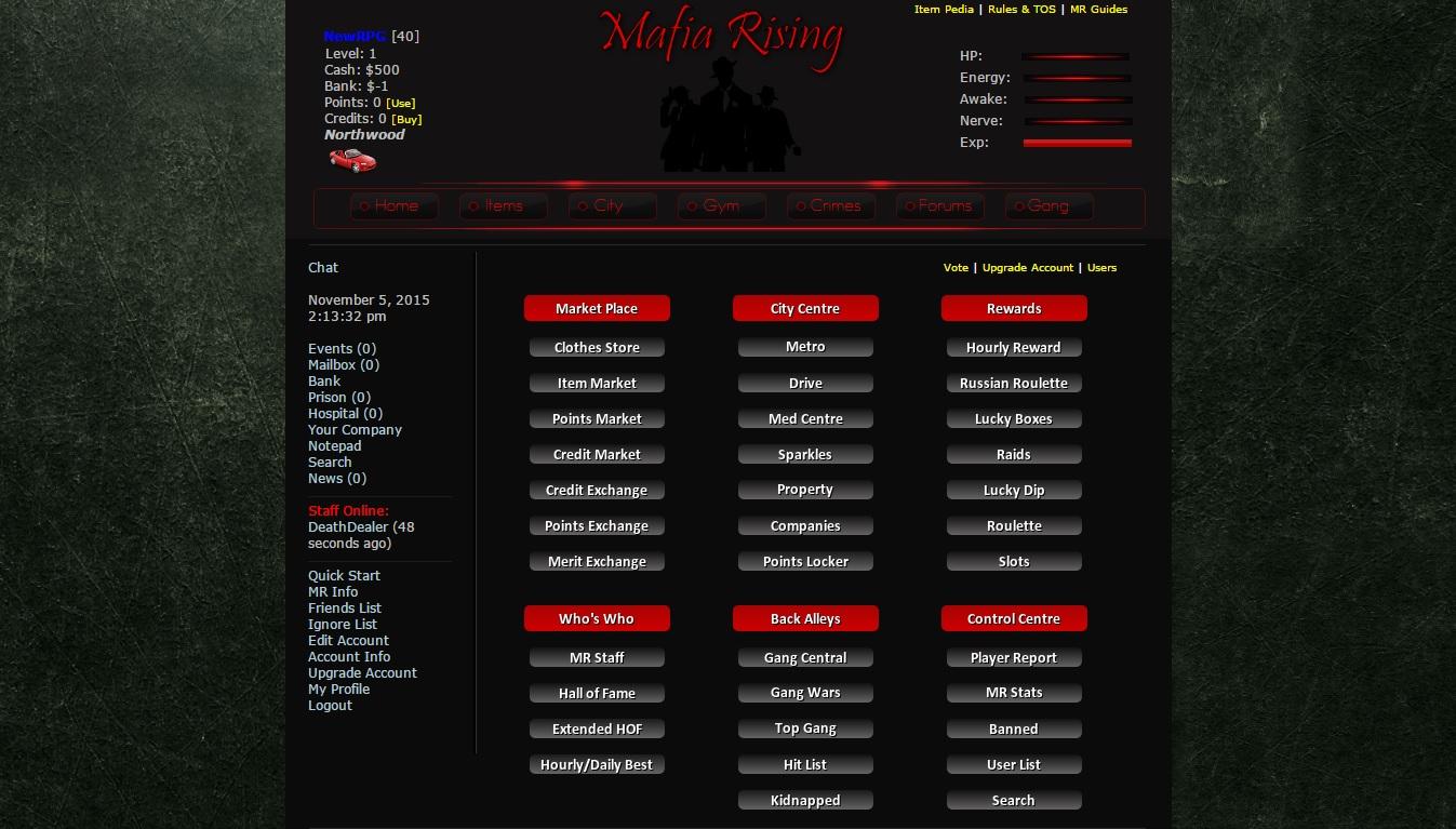 Mafia Rising