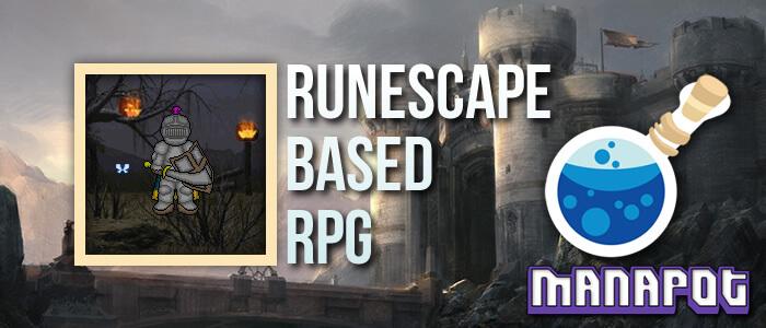 ManaPot online RPG
