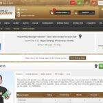 Online Handball Manager