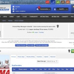 Online Hockey Manager