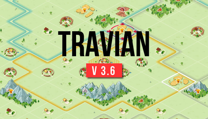 Travian - online multiplayer stategy game
