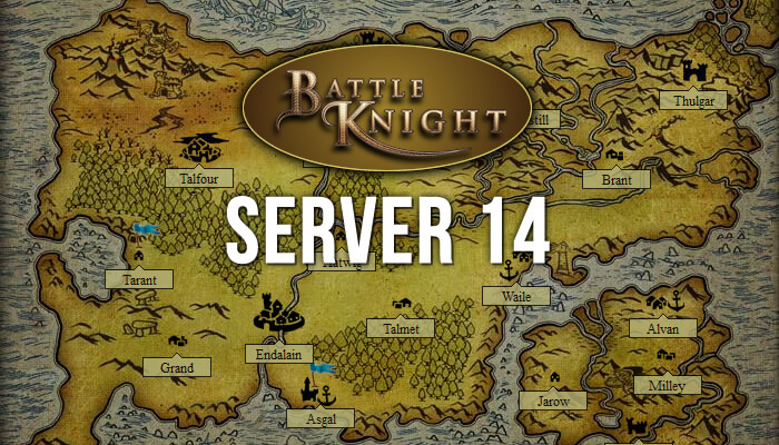 BattleKnight server 14