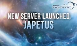 Japetus OGame server