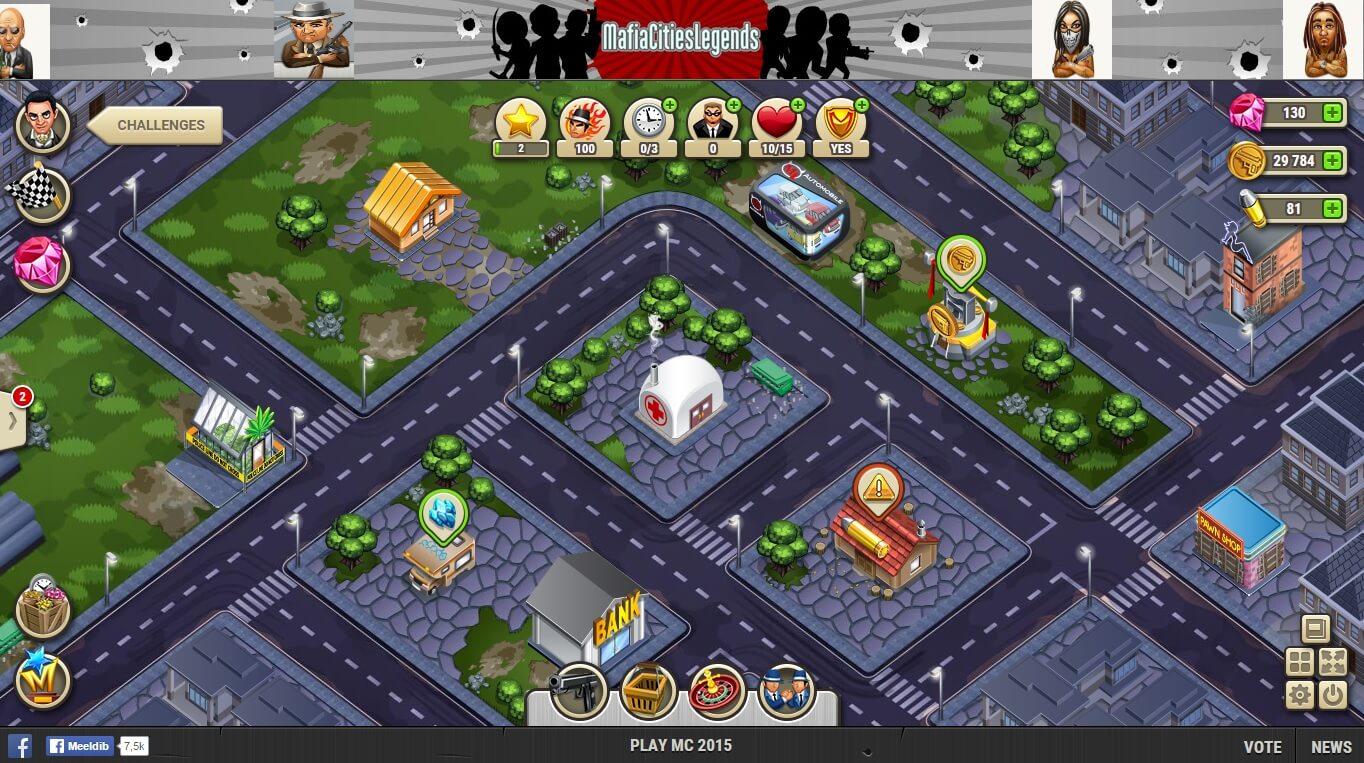 Mafia City hack astuce et triche