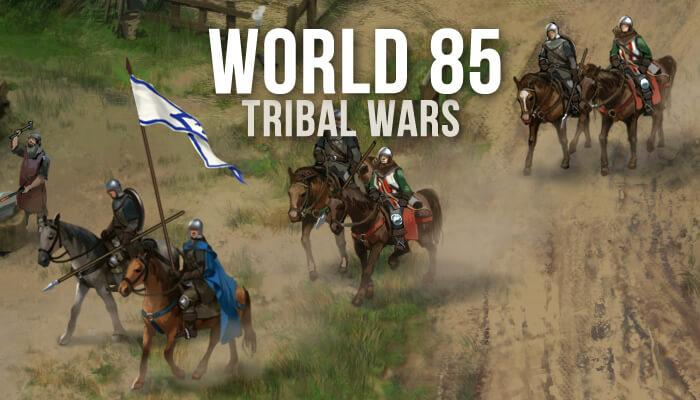 Tribal Wars world 85