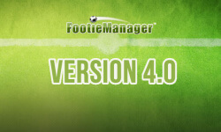 Footiemanager version 4.0