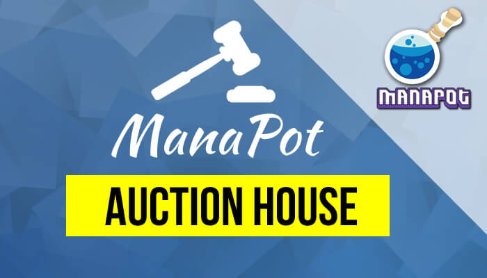 ManaPot Auction House