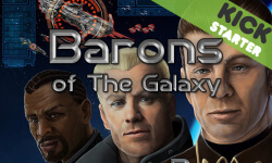 Barons of the Galaxy game