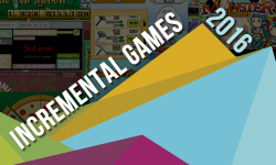Clicking based incremental games 2016