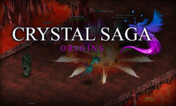 Crystal Saga shutting down 2016