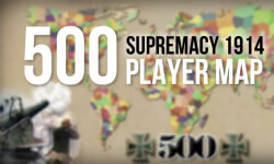 Supremacy 500 player map