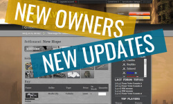 Dawn 2055 new owners, new updates